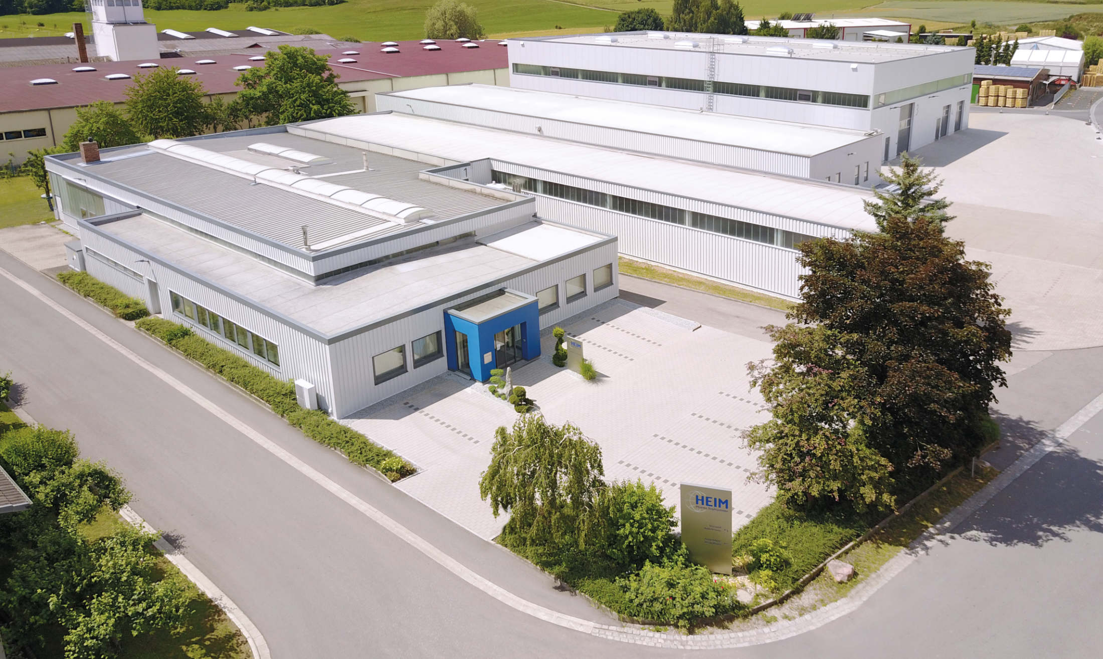 HEIM Pharma company buildings