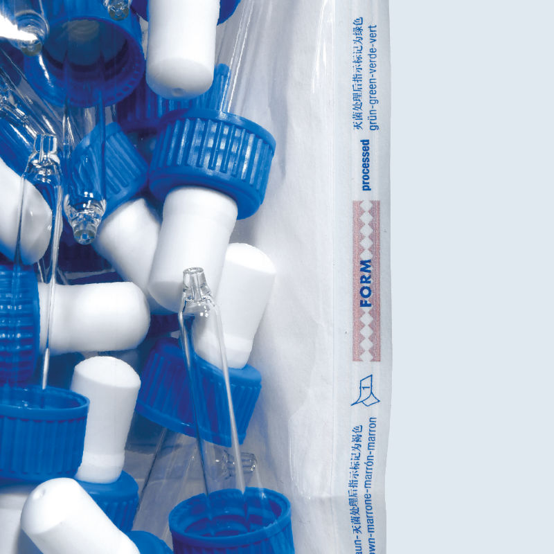 Sterilisierbare Verpackung: Stericlin®