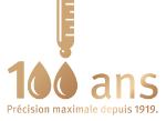 HEIM Pharma – 100 ans – Précision maximale depuis 1919.